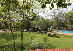 Berluda Farmhouse and Cottages, Ferienwohnungen  Oudtshoorn - big - 100