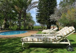 Berluda Farmhouse and Cottages, Ferienwohnungen  Oudtshoorn - big - 60