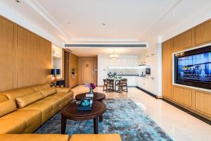 Gelade Service Apartment, Appartamenti  Chengdu - big - 66