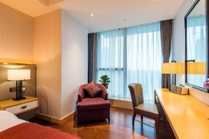 Gelade Service Apartment, Appartamenti  Chengdu - big - 61