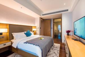 Gelade Service Apartment, Appartamenti  Chengdu - big - 57