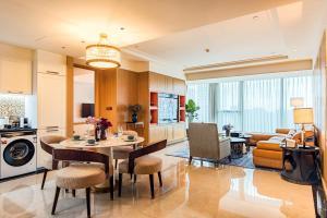 Gelade Service Apartment, Appartamenti  Chengdu - big - 38