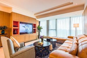 Gelade Service Apartment, Appartamenti  Chengdu - big - 40