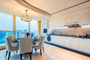 Gelade Service Apartment, Appartamenti  Chengdu - big - 45