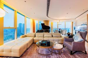 Gelade Service Apartment, Appartamenti  Chengdu - big - 53