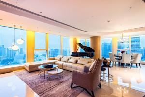 Gelade Service Apartment, Appartamenti  Chengdu - big - 54