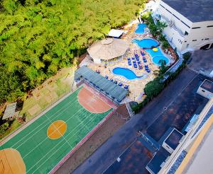 Golden Dolphin Grand Hotel, Hotel  Caldas Novas - big - 23