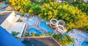 Golden Dolphin Grand Hotel, Hotel  Caldas Novas - big - 24