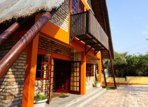 Beach Villa Tofinho, Ferienhäuser  Praia do Tofo - big - 54