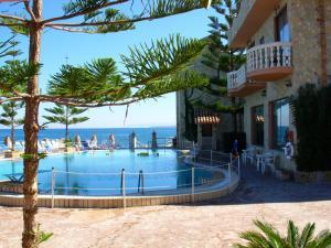 La Playa Blanca, Hotel  Santo Stefano di Camastra - big - 59
