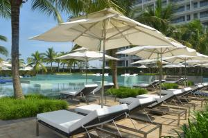 Luxury Apartment, Apartmány  Da Nang - big - 51