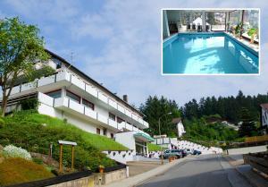 Hotel Pension Jägerstieg, Penziony  Bad Grund - big - 1