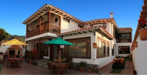 VillaBB, Aparthotels  Villa de Leyva - big - 1