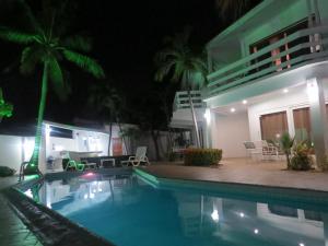 Bubali Villa & Apartments, Appartamenti  Palm-Eagle Beach - big - 7