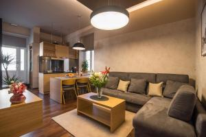 Luxury Apartments Centre of Opatija, Appartamenti  Opatija (Abbazia) - big - 14