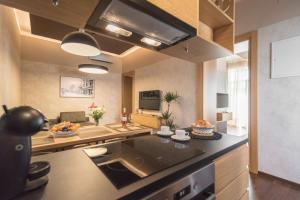 Luxury Apartments Centre of Opatija, Appartamenti  Opatija (Abbazia) - big - 12