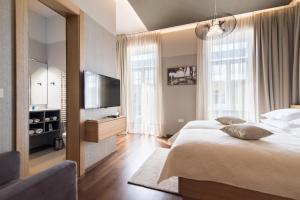 Luxury Apartments Centre of Opatija, Appartamenti  Opatija (Abbazia) - big - 33