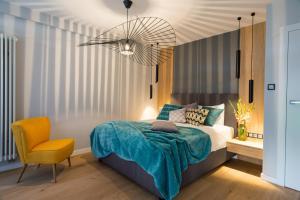 Privilege Suites, Апарт-отели  Краков - big - 8