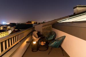 Privilege Suites, Апарт-отели  Краков - big - 9