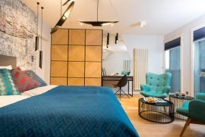 Privilege Suites, Апарт-отели  Краков - big - 15