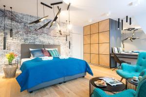 Privilege Suites, Апарт-отели  Краков - big - 16