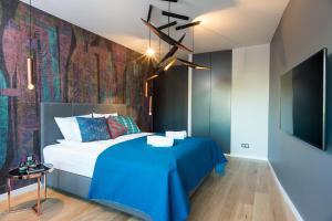 Privilege Suites, Апарт-отели  Краков - big - 18