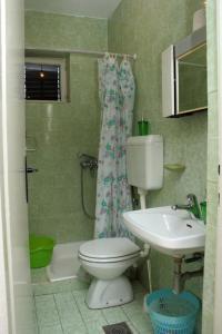 Apartment Sreser 4557a, Apartmanok  Janjina - big - 28