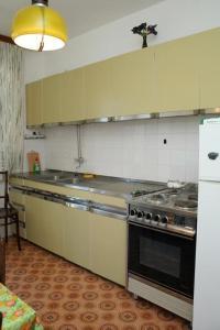 Apartment Sreser 4557a, Apartmanok  Janjina - big - 25
