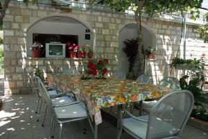 Apartment Sreser 4557a, Apartmanok  Janjina - big - 33