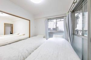 Apartment in Yariyamachi PT, Apartmanok  Oszaka - big - 5