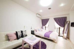 Apartment in Ikutamacho SA, Apartmanok  Oszaka - big - 23