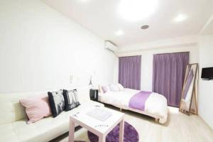 Apartment in Ikutamacho SA, Apartmanok  Oszaka - big - 35