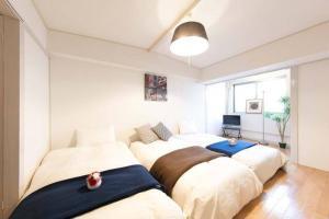 Apartment in Sennichimae AS1, Apartmány  Ósaka - big - 11
