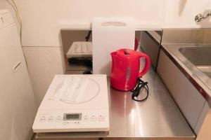 Apartment in Sennichimae AS1, Apartmány  Ósaka - big - 13