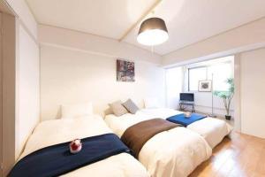 Apartment in Sennichimae AS1, Apartmány  Ósaka - big - 14