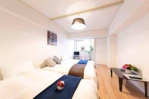 Apartment in Sennichimae AS1, Apartmány  Ósaka - big - 22