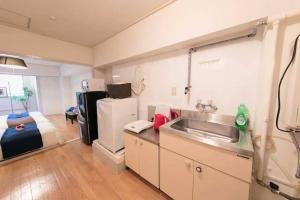 Apartment in Sennichimae AS1, Apartmány  Ósaka - big - 23