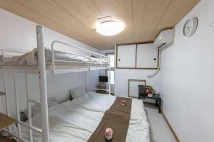 Apartment in Ebisuhigashi FR4, Апартаменты  Осака - big - 5