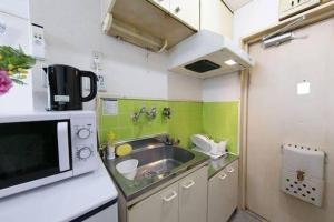 Apartment in Ebisuhigashi FR4, Апартаменты  Осака - big - 7