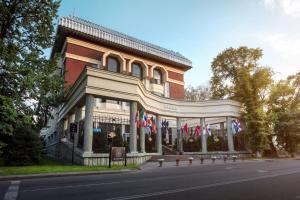 The Dostyk Hotel