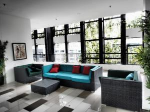 Lusso Suite Island Plaza, Apartmány  Tanjung Bungah - big - 103