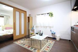 Apartment in Hoshin 104, Апартаменты  Осака - big - 6