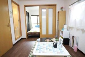 Apartment in Hoshin 104, Апартаменты  Осака - big - 8