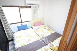 Apartment in Hoshin 104, Апартаменты  Осака - big - 12