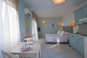 Ammos Naxos Exclusive Apartments & Studios, Апарт-отели  Наксос - big - 78