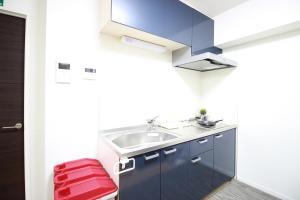 Exe Osaka-Jo Minami, Apartmány  Ósaka - big - 76
