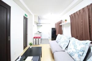 Exe Osaka-Jo Minami, Apartmány  Ósaka - big - 75