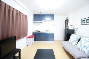 Exe Osaka-Jo Minami, Apartmány  Ósaka - big - 40