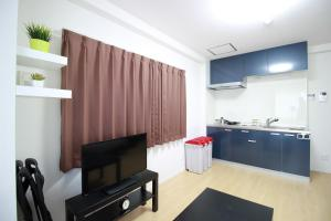 Exe Osaka-Jo Minami, Apartmány  Ósaka - big - 34
