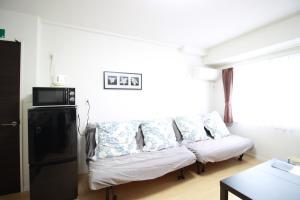 Exe Osaka-Jo Minami, Apartmány  Ósaka - big - 23